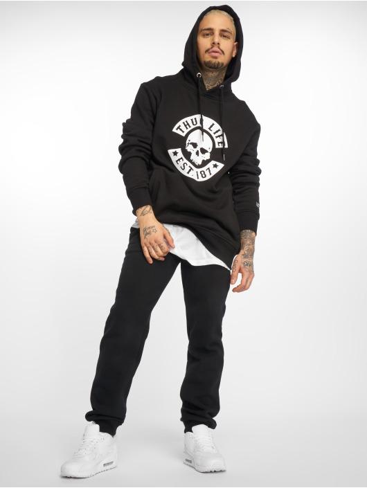 Thug Life Hoodie Z-Ro svart