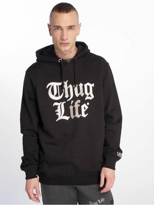Thug Life Hoody Ssiv schwarz
