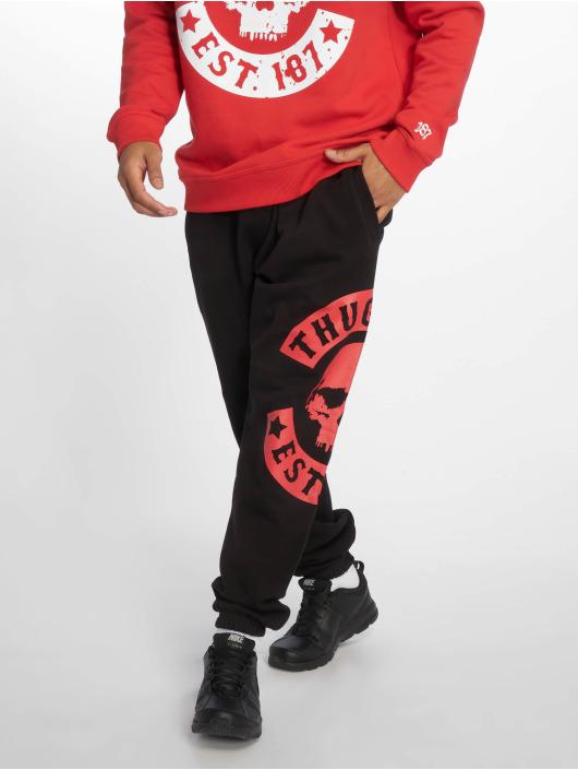 Thug Life Joggingbyxor B.Camo svart