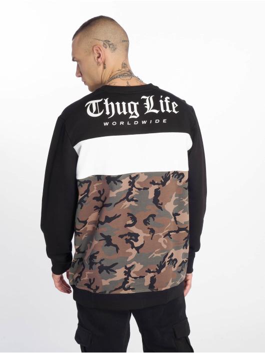 Thug Life Jumper Lion camouflage