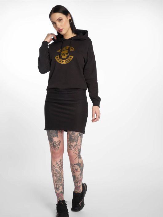 Thug Life Kleid Eve schwarz
