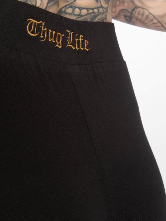 Thug Life Legging Flay schwarz