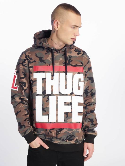 Thug Life Mikiny B.Fight maskáèová
