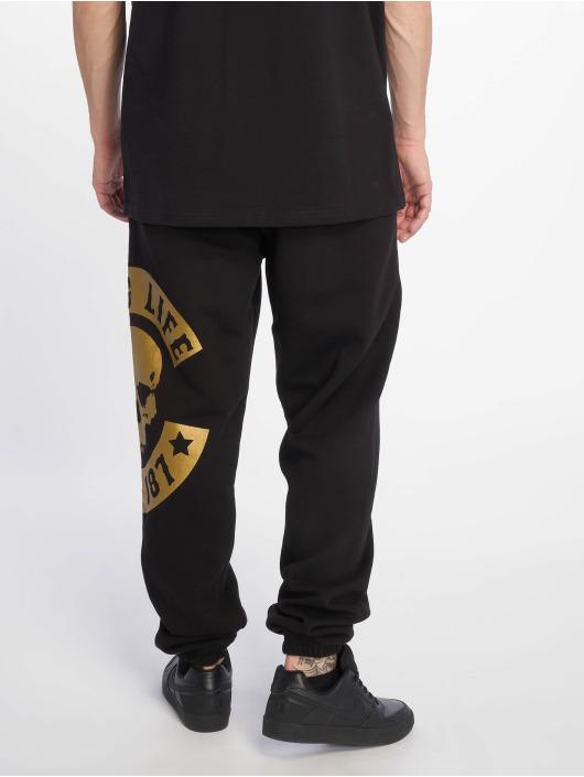 Thug Life Pantalón deportivo B.Camo negro
