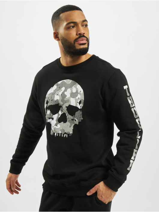 Thug Life Pullover One Men black