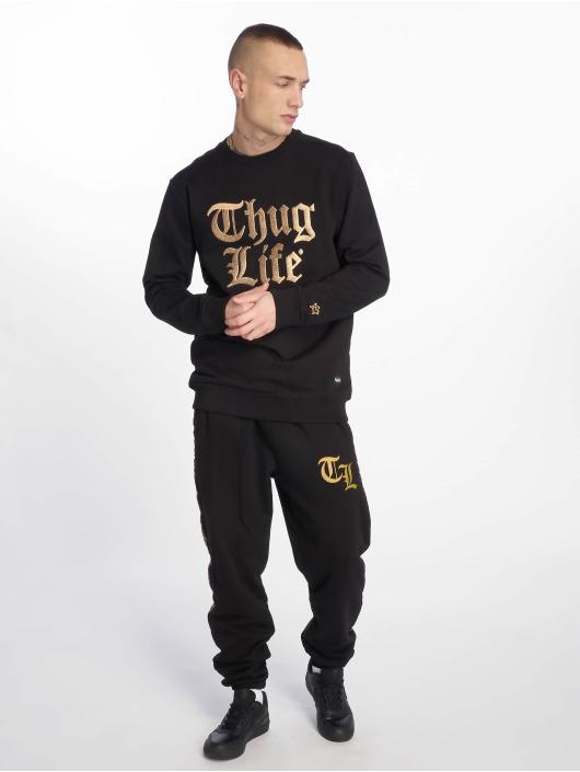 Thug Life Pulóvre Yung èierna