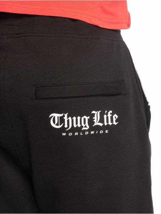 Thug Life Short Lion black