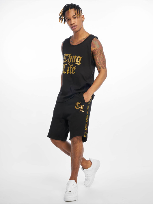 Thug Life Short Dize noir