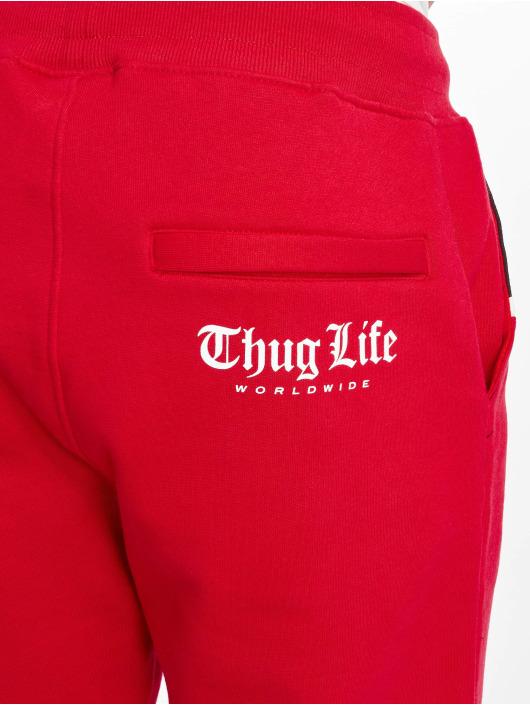 Thug Life Shorts Lion rot