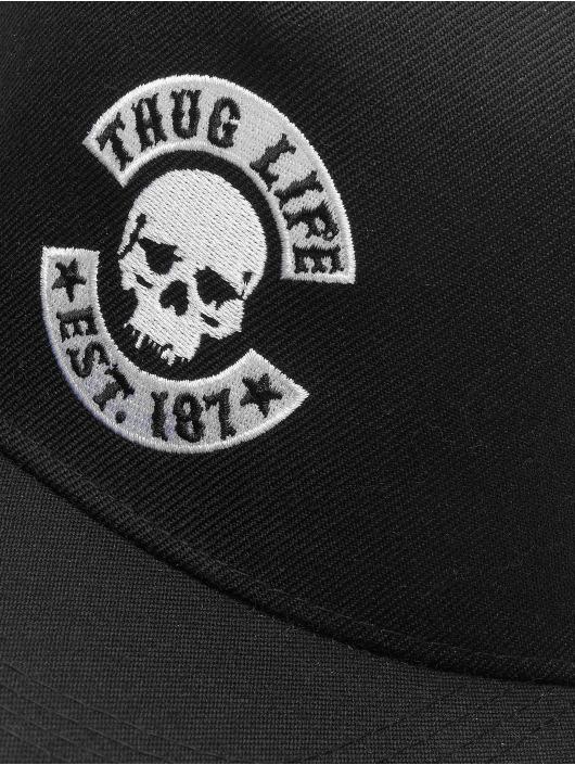 Thug Life Snapback Cap B.Golden nero