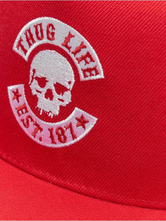 Thug Life Snapback Cap B.Golden red