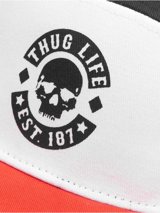 Thug Life Snapback Caps Beast svart