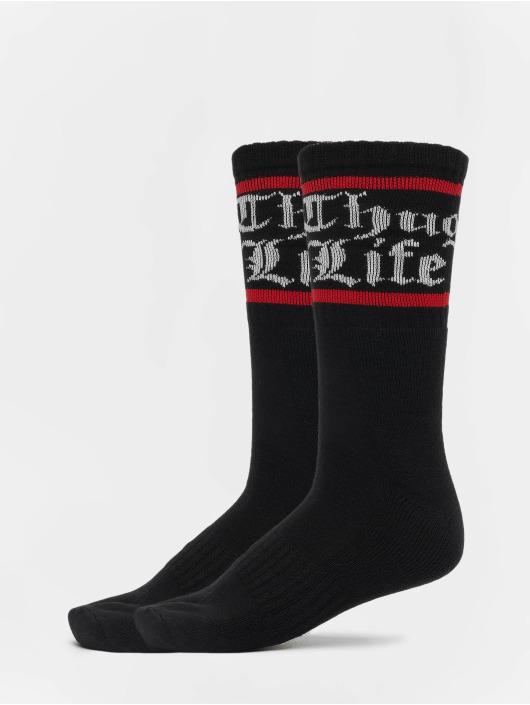 Thug Life Socken Bo double schwarz