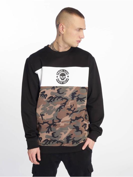 Thug Life Sweat & Pull Lion camouflage