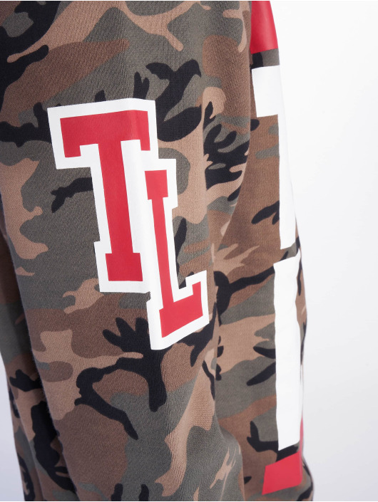 Thug Life Sweat & Pull B.Fight camouflage