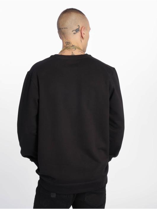 Thug Life Swetry Hurn czarny