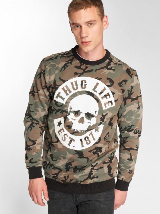 Thug Life Swetry B.Camo moro