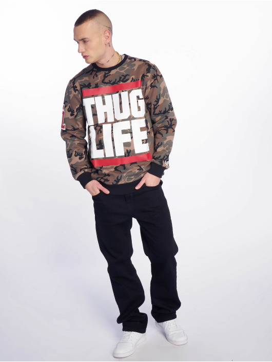 Thug Life Swetry B.Fight moro