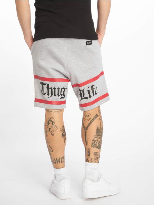 Thug Life Szorty Brick szary
