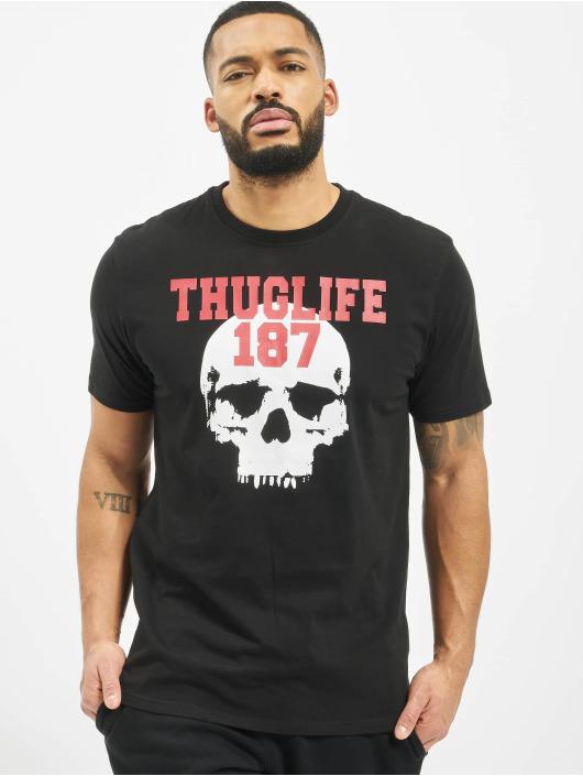 Thug Life T-Shirt Stay True black