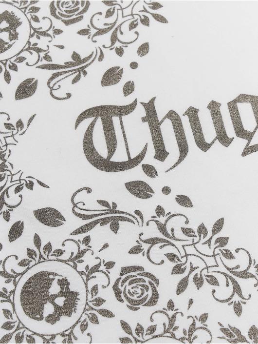 Thug Life T-Shirt Prinz blanc