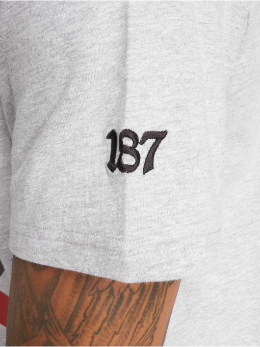 Thug Life T-Shirt B.Gothic gris