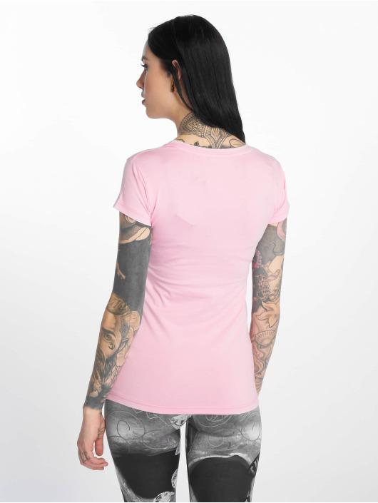 Thug Life T-Shirt Queen magenta