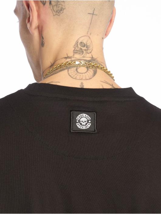 Thug Life T-Shirt B.Distress noir