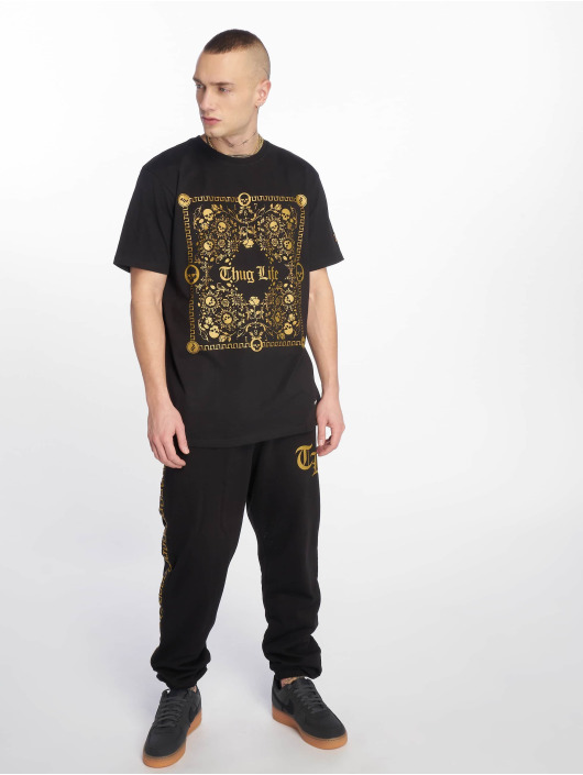 Thug Life T-Shirt Prinz noir