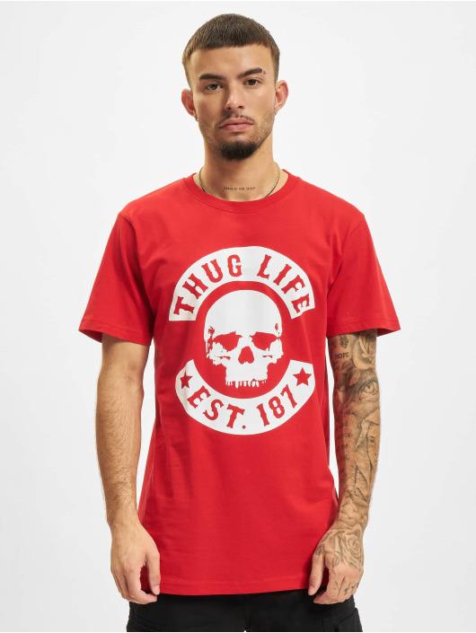 Thug Life T-Shirt B.Skull rot
