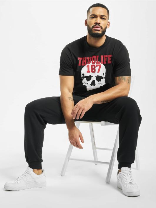 Thug Life T-Shirt Stay True schwarz