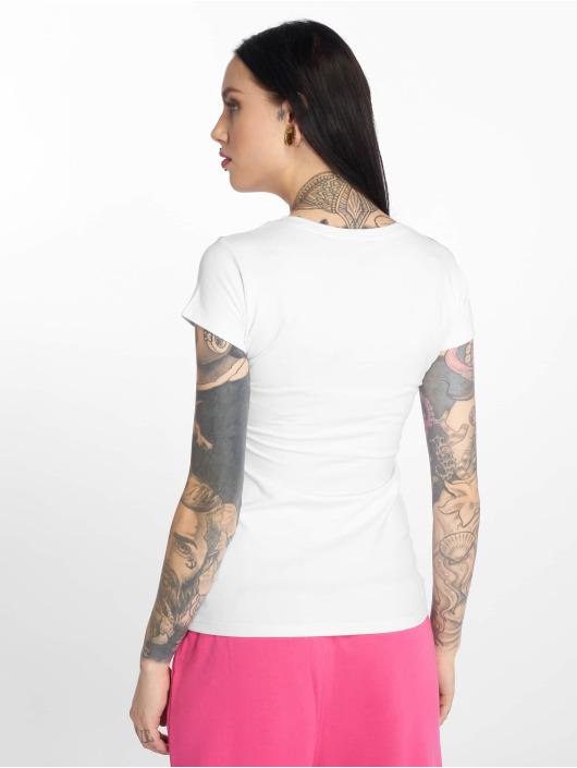 Thug Life T-Shirt Kim weiß