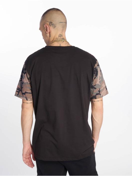 Thug Life T-Shirty Delux czarny