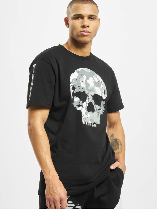 Thug Life T-Shirty One Men czarny