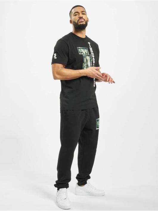 Thug Life T-Shirty Under Pressure czarny