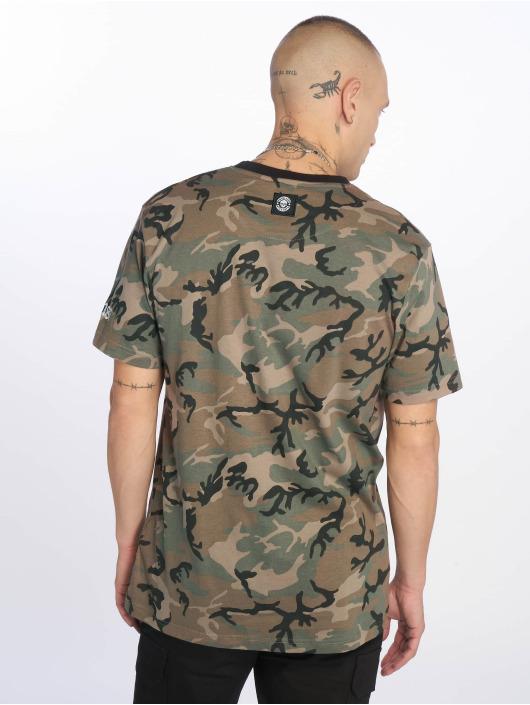 Thug Life T-skjorter B. Camo kamuflasje