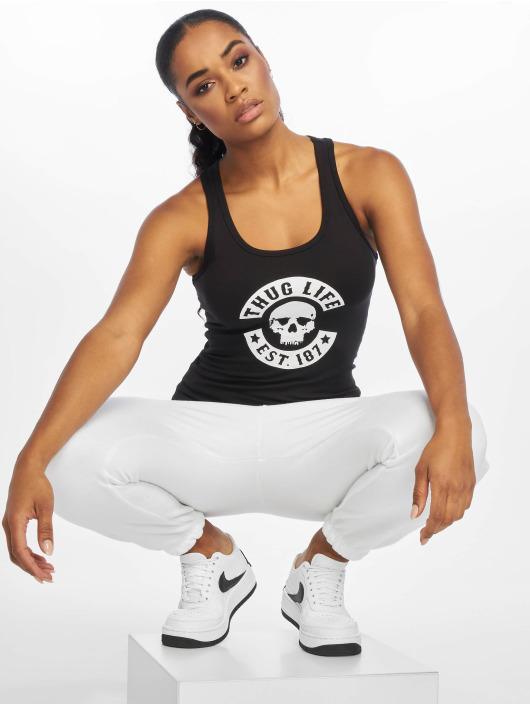 Thug Life Tank Tops Lattifa schwarz