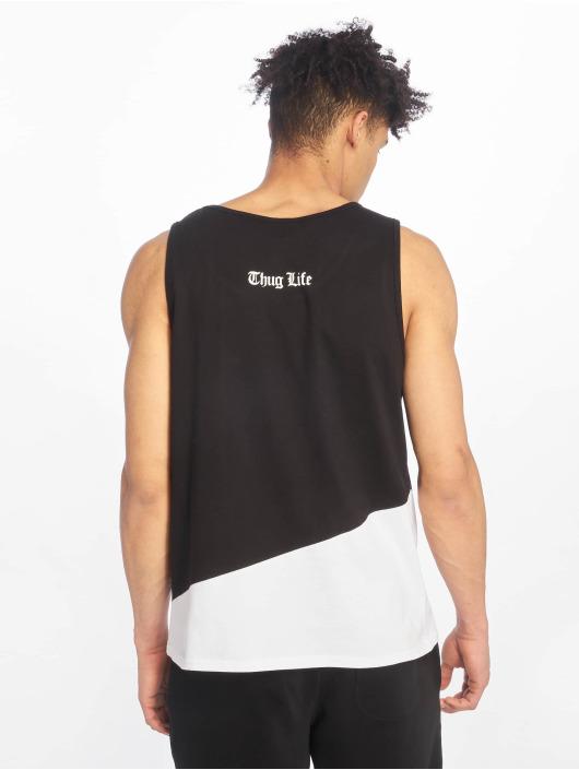 Thug Life Tank Tops Matik schwarz