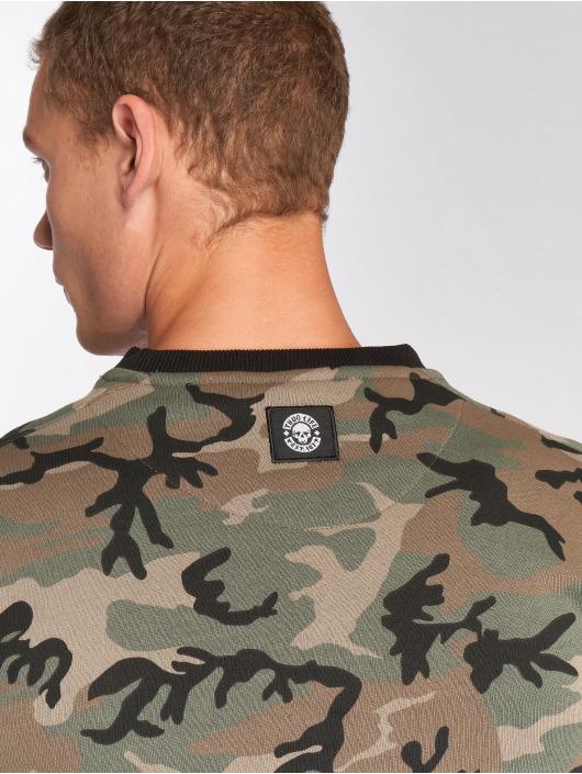 Thug Life Trøjer B.Camo camouflage