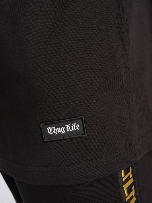 Thug Life Tričká Absolute èierna