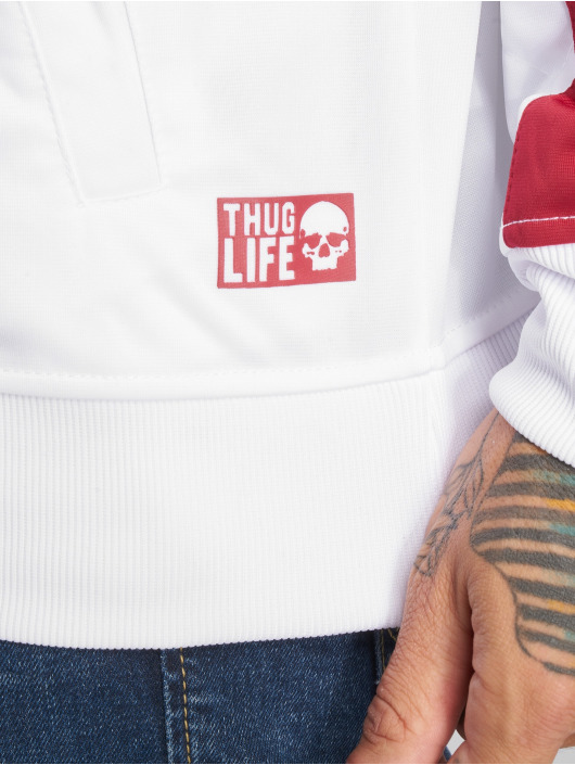 Thug Life Übergangsjacke Avantgarde weiß