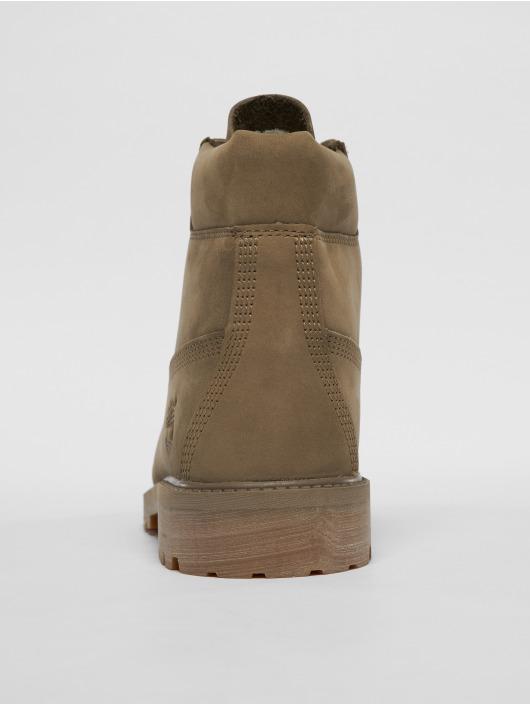 Timberland Čižmy/Boots 6 In Premium Waterproof šedá