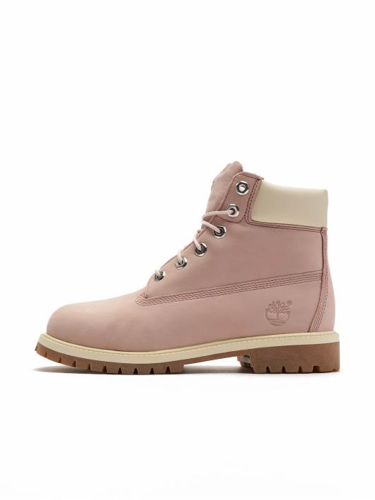 Timberland Čižmy/Boots 6 In Premium Waterproof fialová