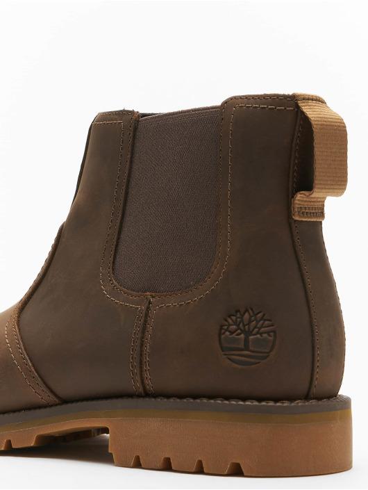 Timberland Čižmy/Boots Larchmont hnedá