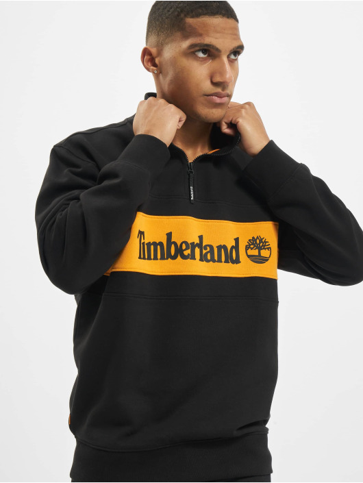 Timberland Пуловер C&S Funnel Neck черный