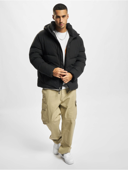 Timberland Стеганая куртка Neo черный