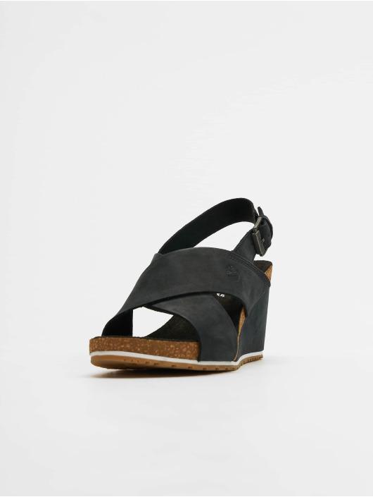 Timberland Badesko/sandaler Capri Sunset X-Band svart