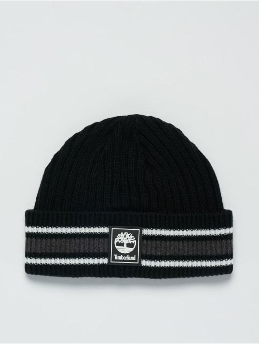 Timberland Beanie SLS Short Watch zwart