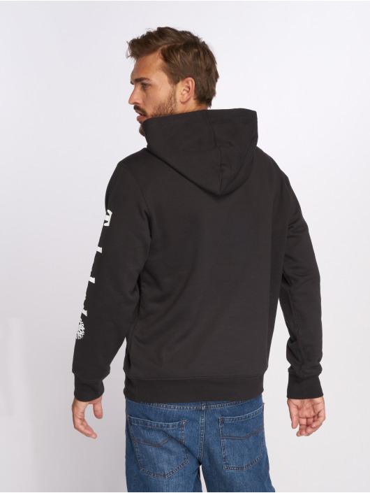 Timberland Bluzy z kapturem SLS Seasonal Logo czarny