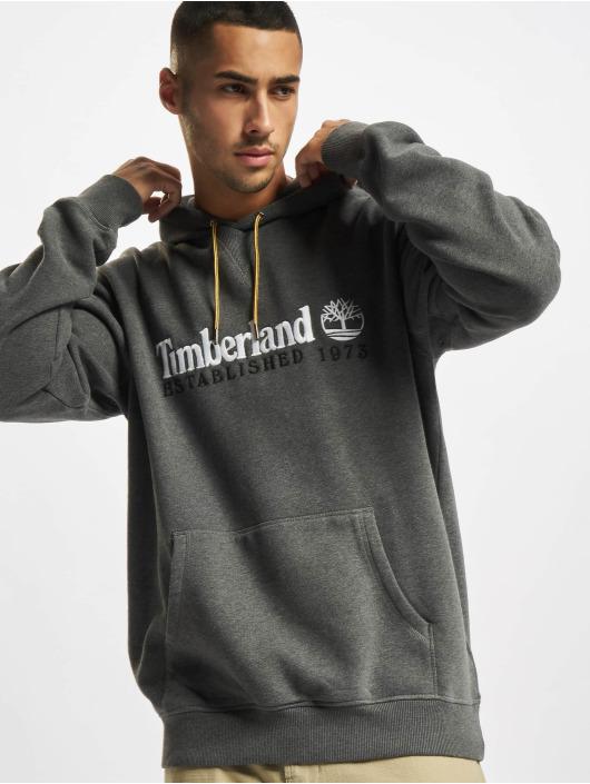 Timberland Bluzy z kapturem OA Linear szary